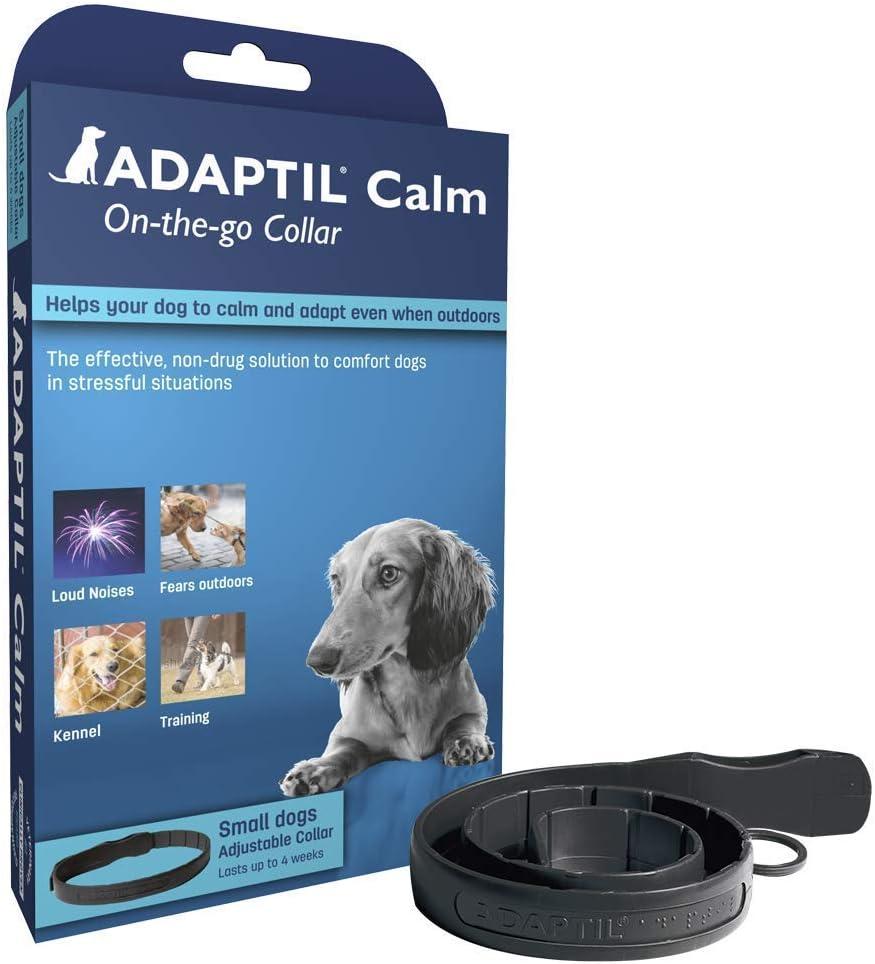 Adaptil C66461H Web - Collar para Perros pequeños (Talla S ...