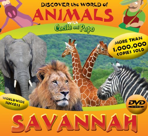 Discover the World of Animals: Savannah
