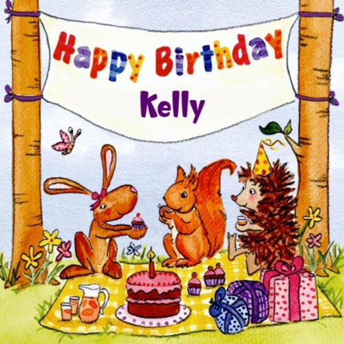 Happy Birthday Kelly By The Birthday Bunch On Amazon Music Amazon Com
