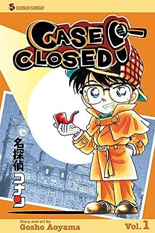 Case Closed, Vol. 1 (Drama High Series Volume 1)