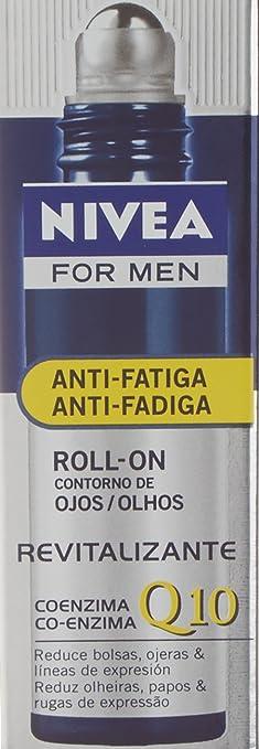 Amazon.com : Q10 Men Anti-Cernes Eyes Roll-On 15ml ...