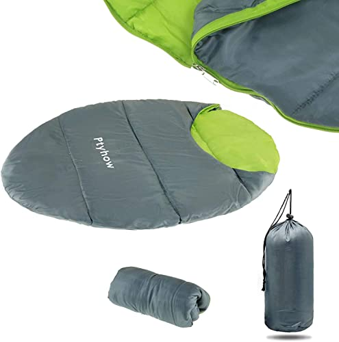 Ptyhow Dog Sleeping Bag – Camping Dog Bed – Extra Durable Waterproof Dog Sleeping Bag Bed – Packable Dog Bed for Camping, Hiking, Cottage and Beach Portable Dog Bed with Stuff Sack
