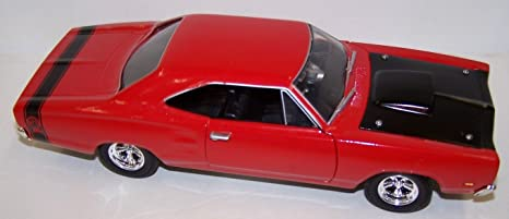 Amazon com: Motormax 1/24 Scale Diecast 1969 Dodge Coronet