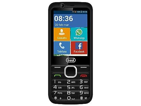 trevi relax 90  Trevi RELAX 90 Telefono Cellulare 3G Facile con Tasti Grandi e ...
