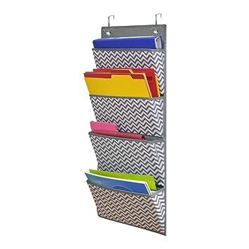 godery cascada archivo organizador organizador suministros de oficina tela de, sobre la puerta organizador,