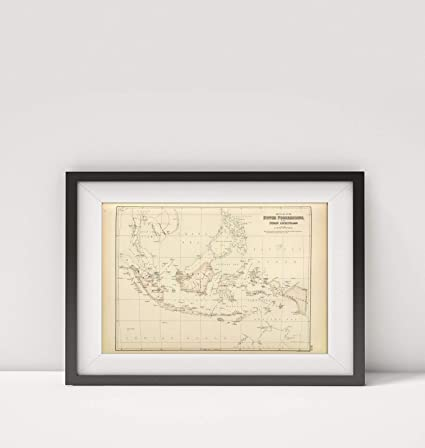 Amazon.com: 1872 Map of Philippines|Dutch Possessions, in The Indian on map showing philippines, map of philippines in imperialism, map of philippines in asia, map of bohol island philippines, map of morocco and surrounding countries, map of philippines on world map,