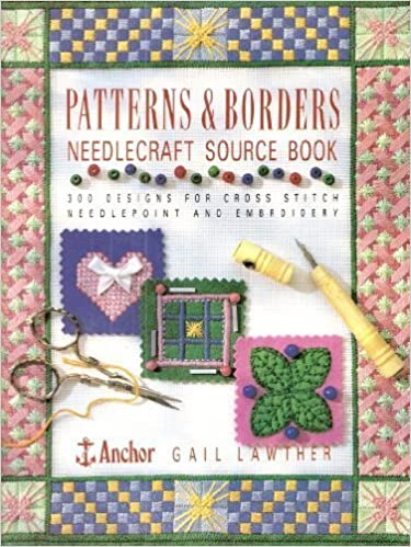Read Patterns and Borders Needlecraft Source Book PDF, azw (Kindle)