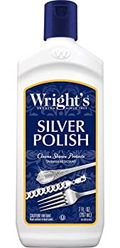 Wright's 7 ounce Silver Cleaner
