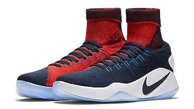Nike Hyperdunk Obsidian 2016 Flyknit Hombres Basketball Zapato  Dark Obsidian Hyperdunk  Dark Obsidian e6e485