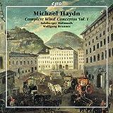 Michael Haydn: Complete Wind Concertos, Vol 1