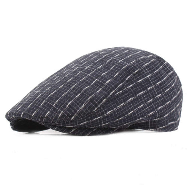 cb687e714f8 Amazon.com  New 2019 Men Women s Hat Beret Cap Golf Driving Sun Flat Cabbie  Newsboy Fashion Vintage Unisex