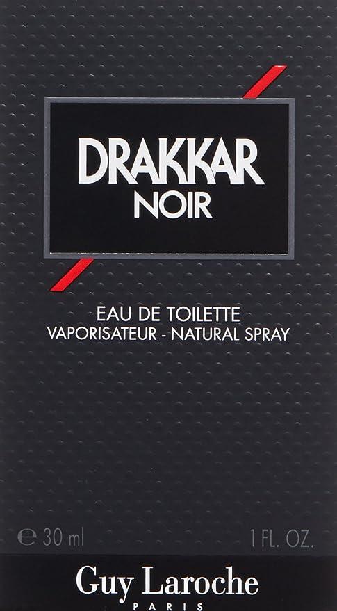 Drakkar Noir Cologne by for Men by Guy Laroche, Eau De Toilette Spray /(6.7 oz // 200 ml/) 201733