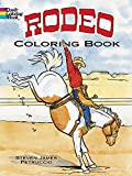 img - for Rodeo Coloring Book (Dover History Coloring Book) book / textbook / text book