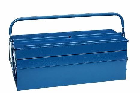 Heyco/Heytec 98076080020 - Caja de herramientas (5 piezas, vacía)
