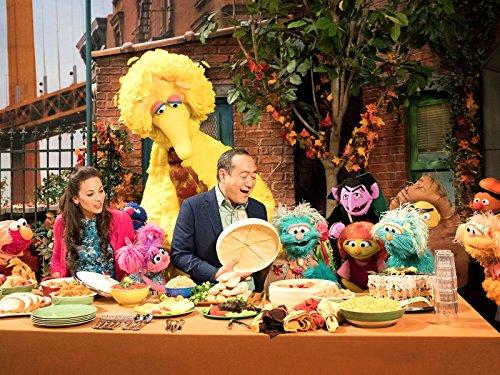 A Sesame Street Thanksgiving]()