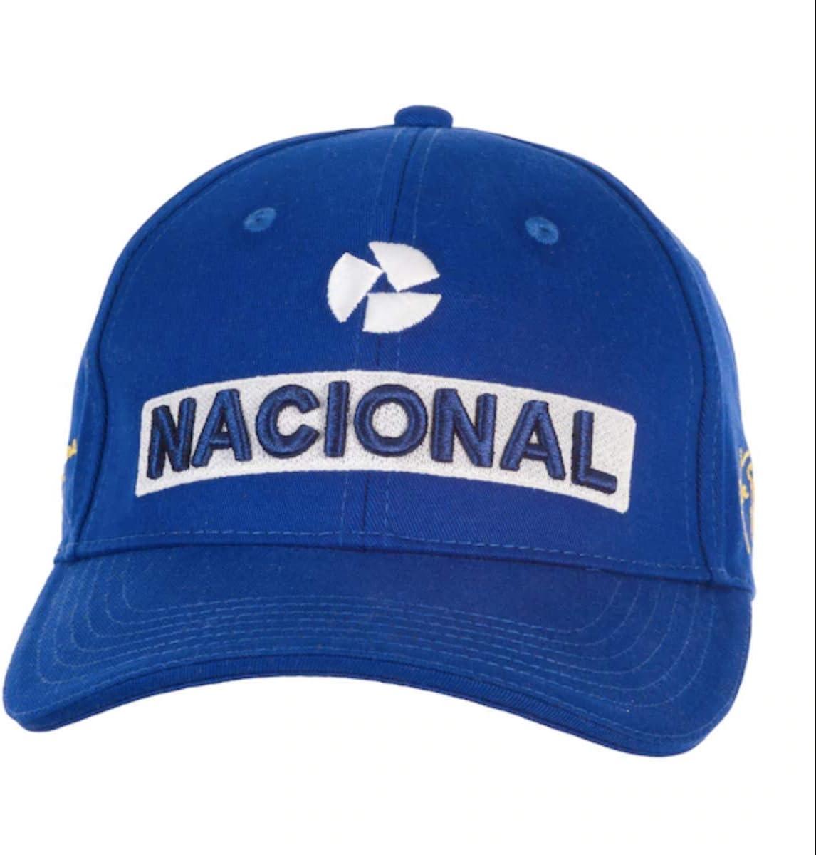 Gorra Ayrton Senna Oficial Nacional: Amazon.es: Deportes y aire libre
