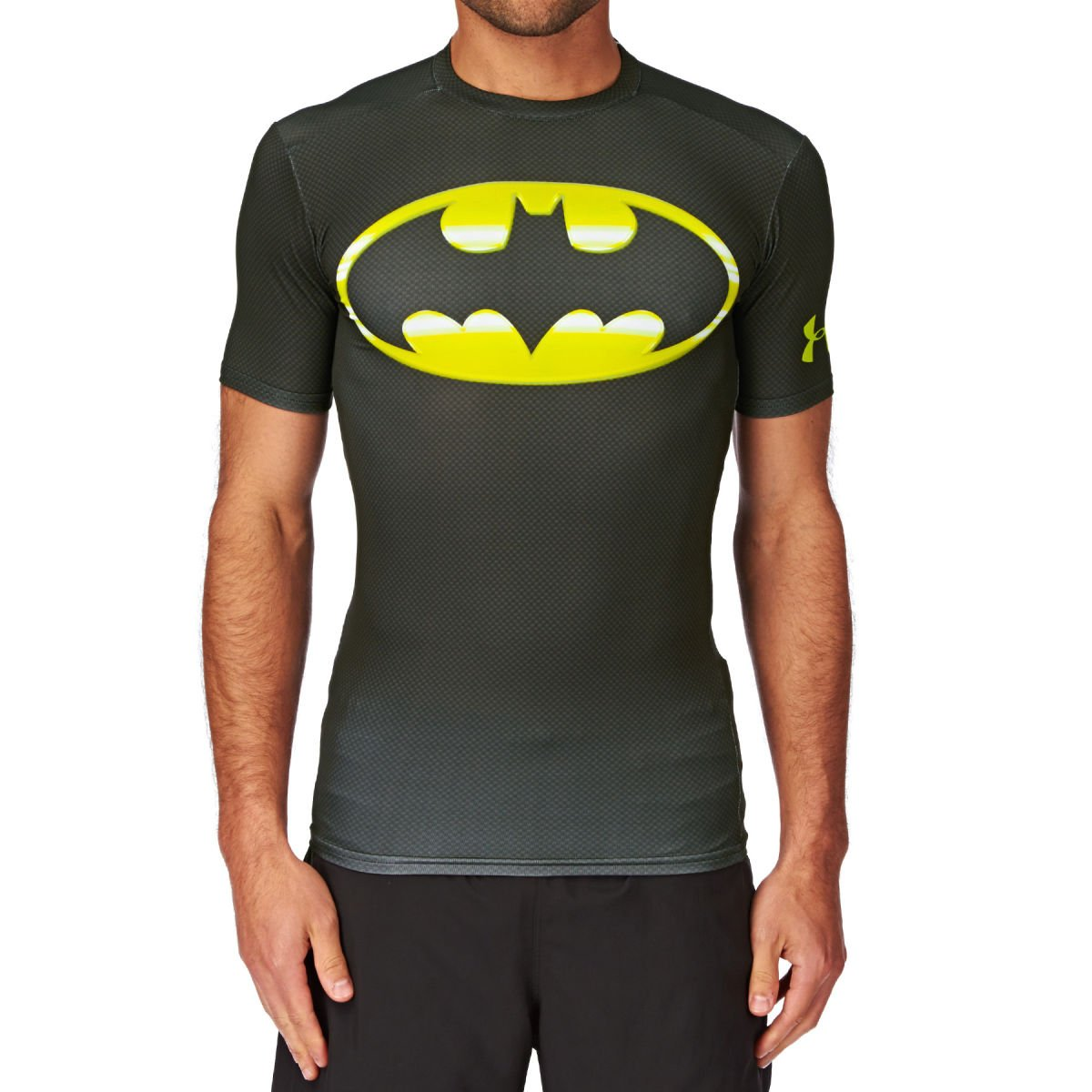 Maglia sportiva Under Armour Alter Ego Batman - Black 001 1260440-001