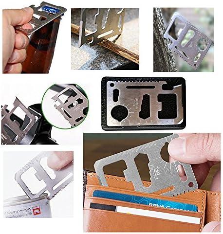 Dise/ño de calavera Uk legal 6/funci/ón Multi herramienta cuchillo de bolsillo con menos de 3/cm dise/ño de hoja