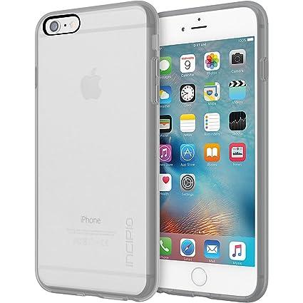 official photos c83dc f5c23 iPhone 6S Plus Case, Incipio Octane Pure Case [Shock Absorbing] Cover fits  Apple iPhone 6 Plus, iPhone 6S Plus - Clear/Gray