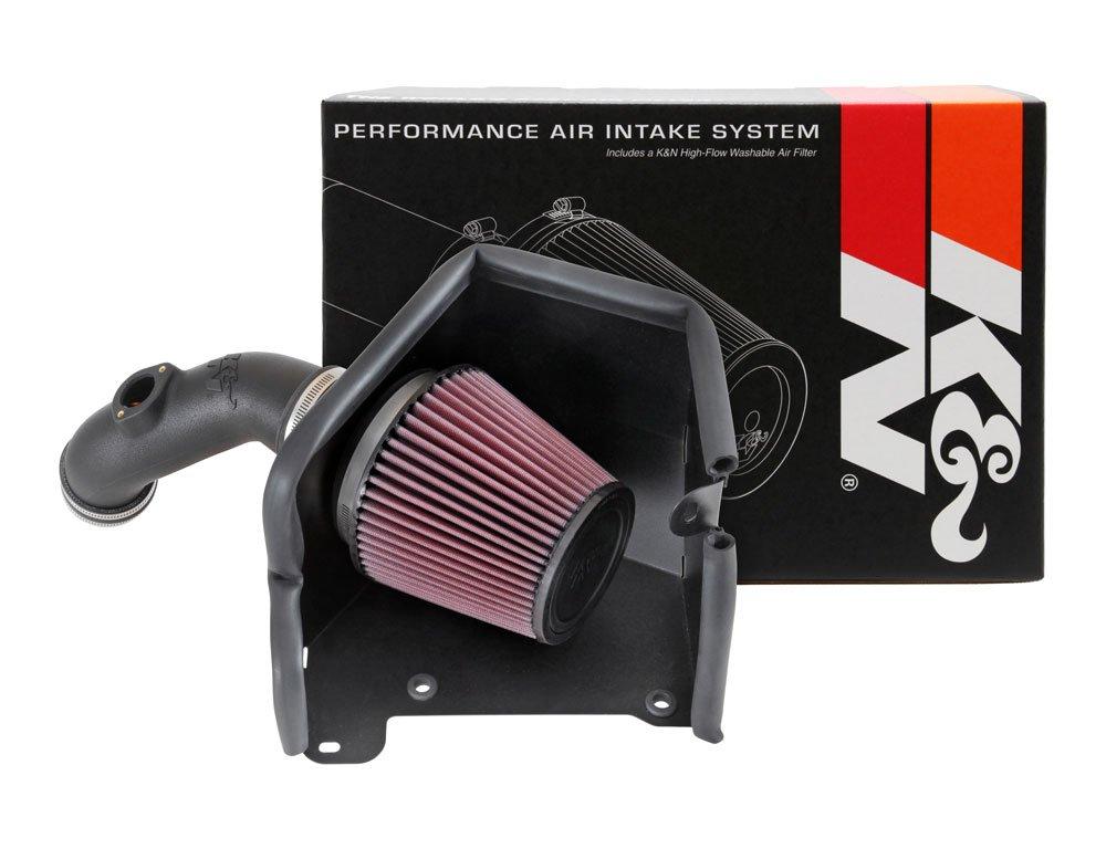 K/&N 63-5506 Performance Intake Kit