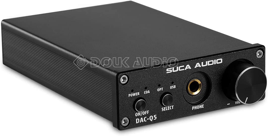 192K USB DAC Digital to Analog Converter HiFi Audio Decoder Headphone Amp Nobsound 24Bit