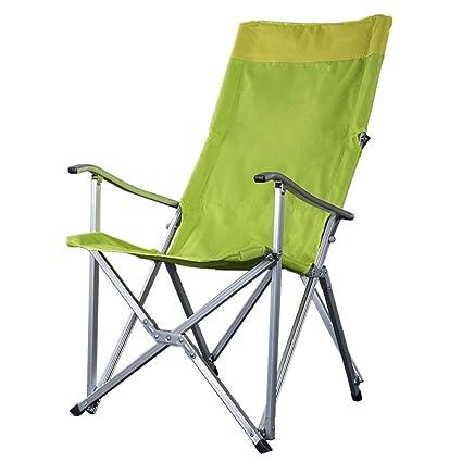 Amazon.com: Silla reclinable plegable para exteriores ...