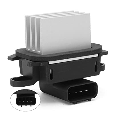 HVAC Blower Motor Resistor AC Blower Control Module for 2010-2020 Ford Expedition 2010-2014 Ford F-150 2011-2020 Lincoln Navigator with Auto Temp Control Replace # BL3Z-19E624-A YH-1829: Automotive