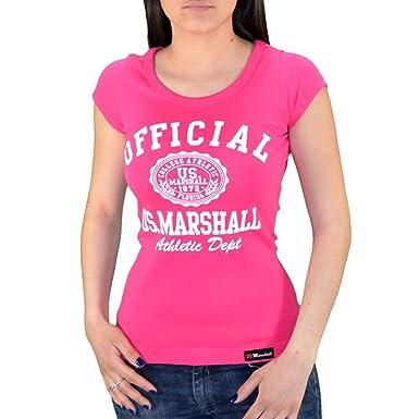 Shirt Us Shirt T Femme T Marshall uTF1c3KlJ