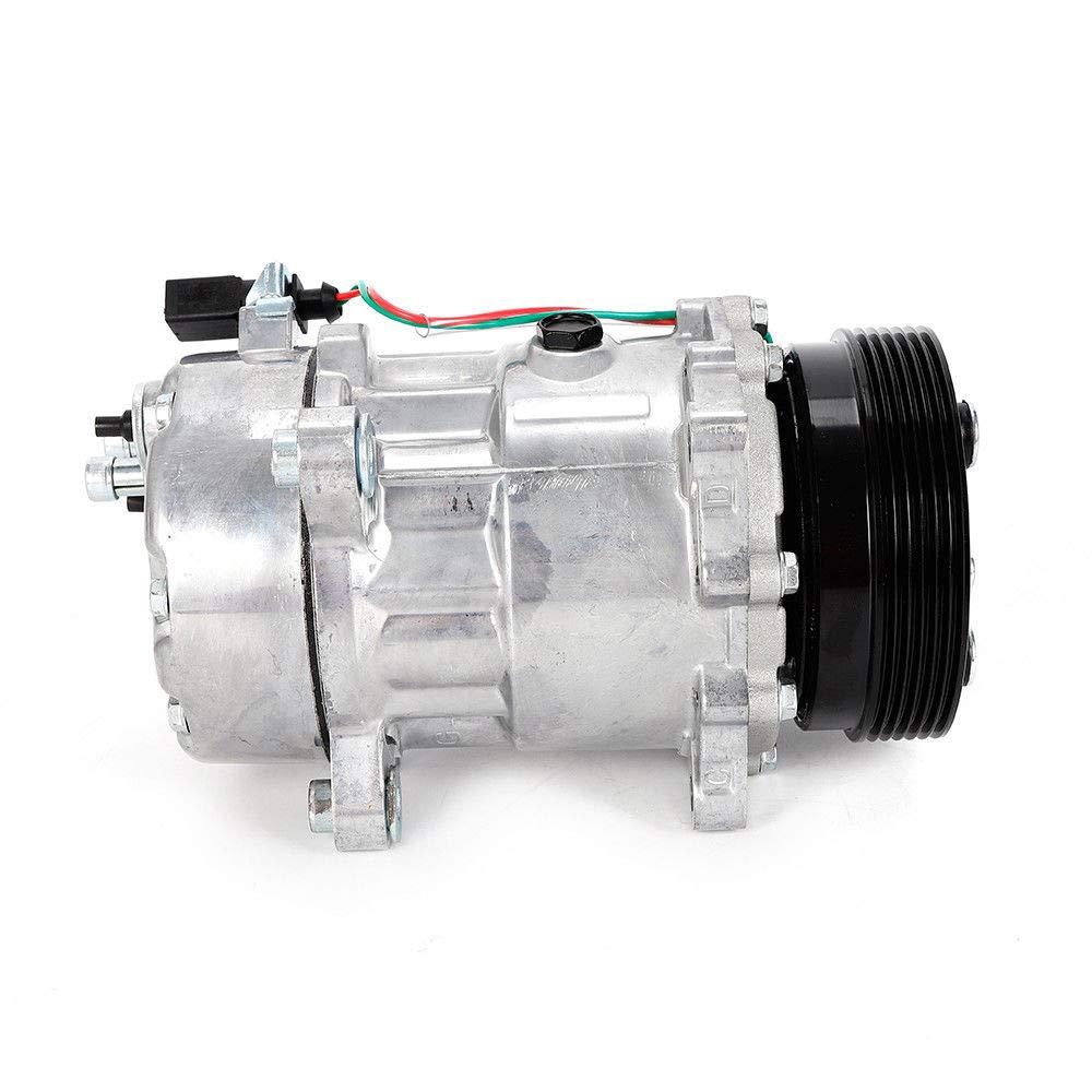 PAG46 Compresor de aire acondicionado 1076012 para Au di A3 Se at ...