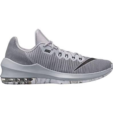 sports shoes 6ac34 48def Nike NIKEAir Max Infuriate Low - 852457 005 Damen, (Grey Black Grey