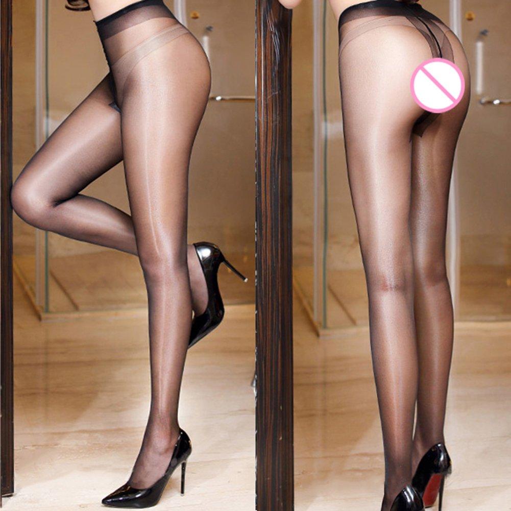 New oily Stockings,Shuohu Seamless Women T Crotch Stockings by Shuohu (Image #5)