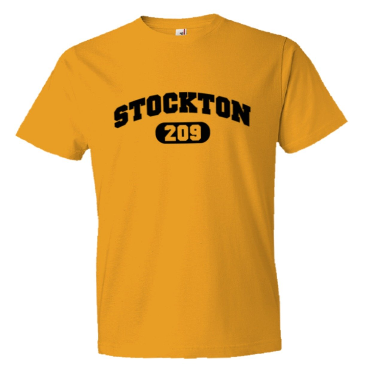 Stockton 209 Mma Area Code California Hq Shirts