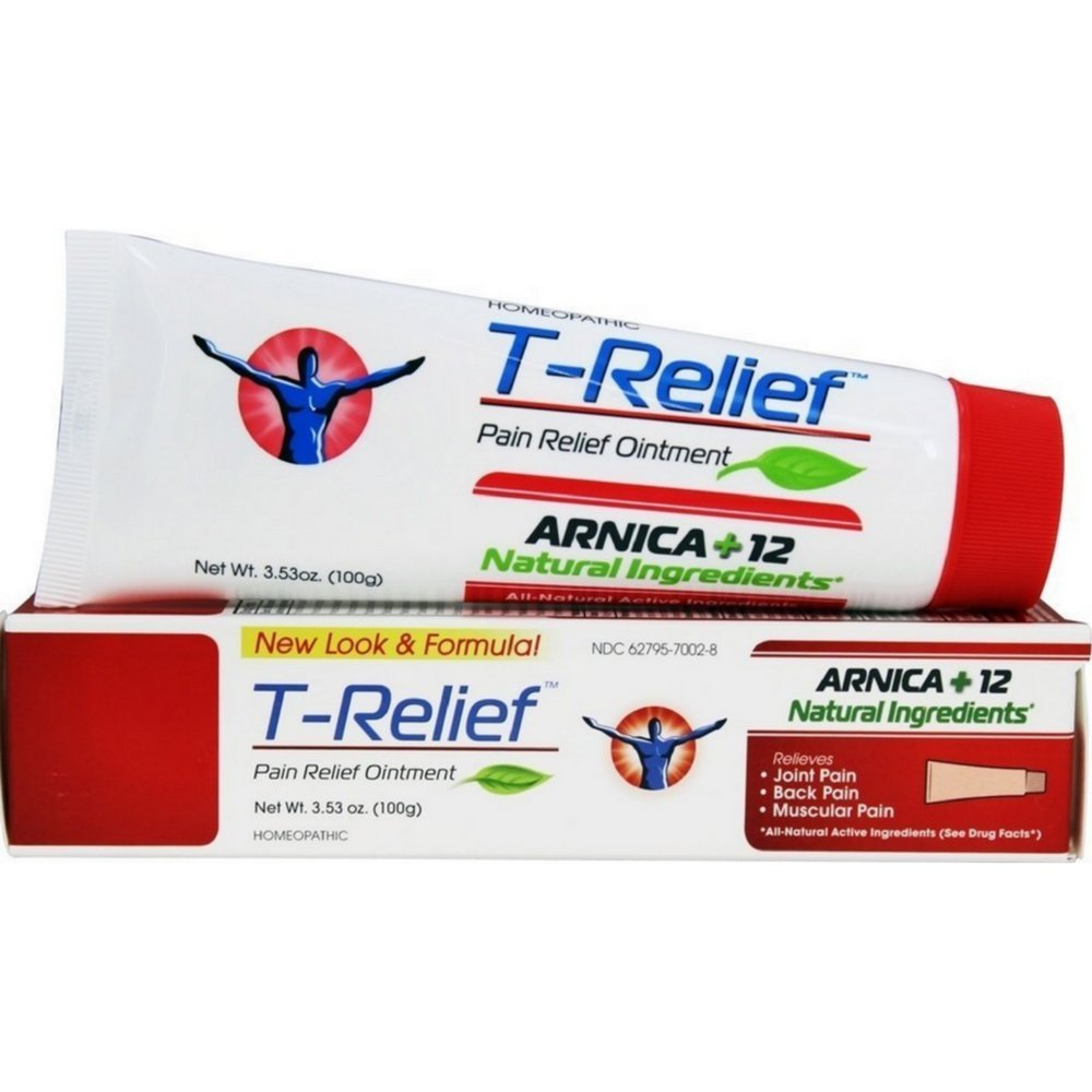 T-Relief Pain Relief Ointment 4 oz (Pack of 11) by T-Relief
