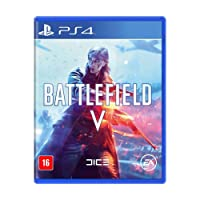 Battlefield V - Ps4 Br - Playstation 4