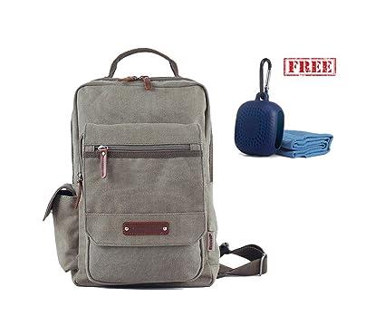 e7207f8039b Canvas Sling Bag Designer Travel Shoulder Backpack Chest Crossbody Daypack  for Men & Women