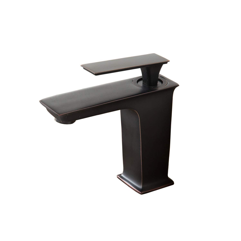 Vasca monoblocco lavabo rubinetto monocomando caldo e freddo lavabo in ottone cromato