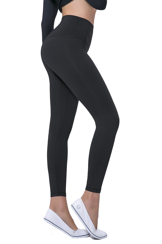 3f8e6ec16d7dd ... Womens Yoga Pants Leggings,High Waist Workout Sports Active Pants 4 Way  Stretch Compression. Wholesale Price:19.99 87% Nylon & 13% Spandex, High- quality ...