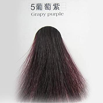 Amazon.com: Tinte de pelo gloaSublim, 3 bolsas unisex para ...