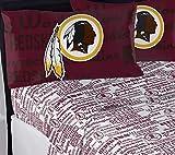 Northwest NFL Washington Redskins Full Sheet Set
