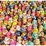 500pc 2'' Rubber Ducky Assortment