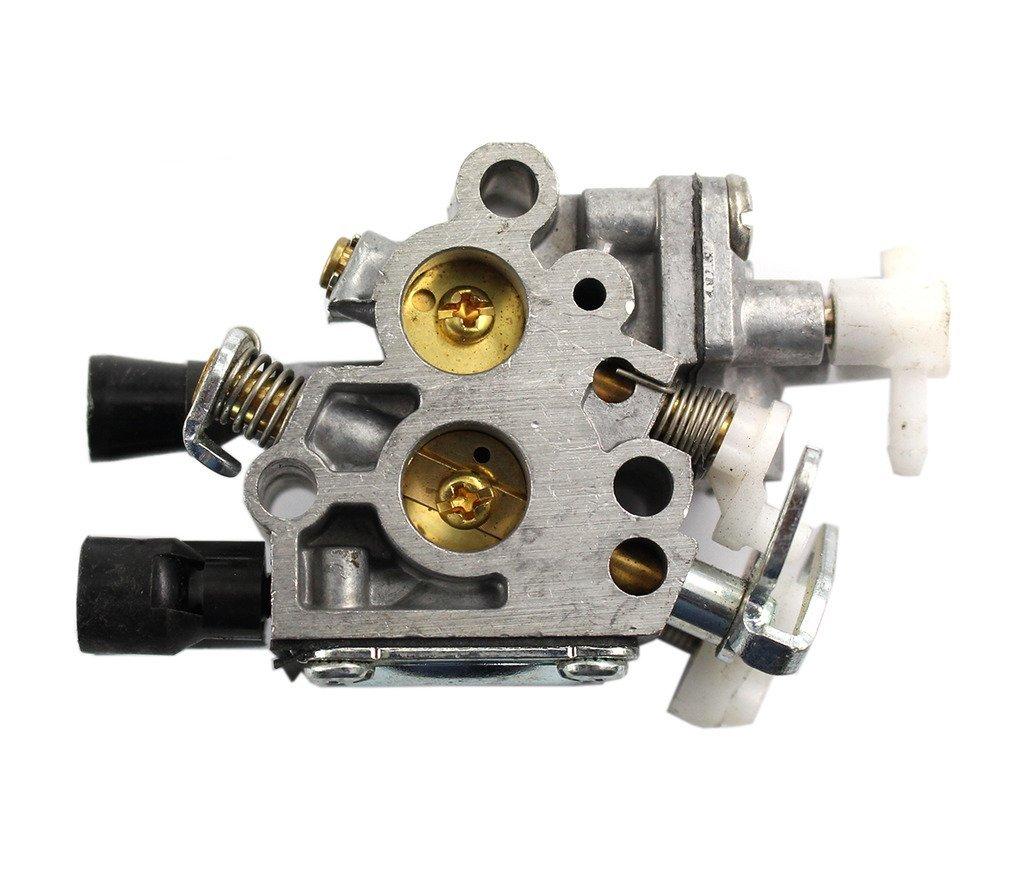 XtremeAmazing Carburetor for Stihl HS46 Hedge Trimmer Zama C1T-S195E Carb
