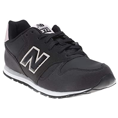 36f97fd28a332 New Balance 373 Fille Baskets Mode Noir: Amazon.fr: Chaussures et Sacs