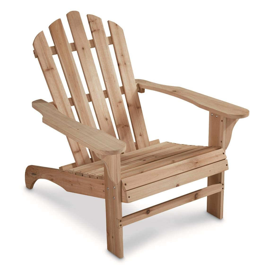 CASTLECREEK Oversized Adirondack Chair, 400-lb. Capacity