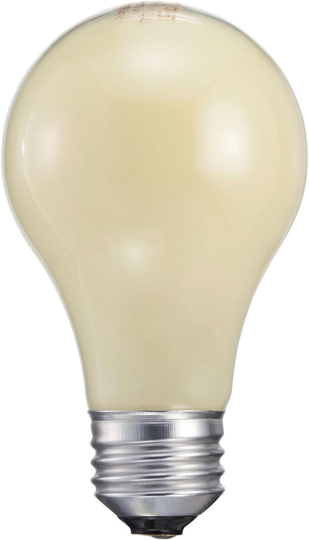 Philips 415810 Bug-A-Way 60-Watt A19 Light Bulb, 2-Pack