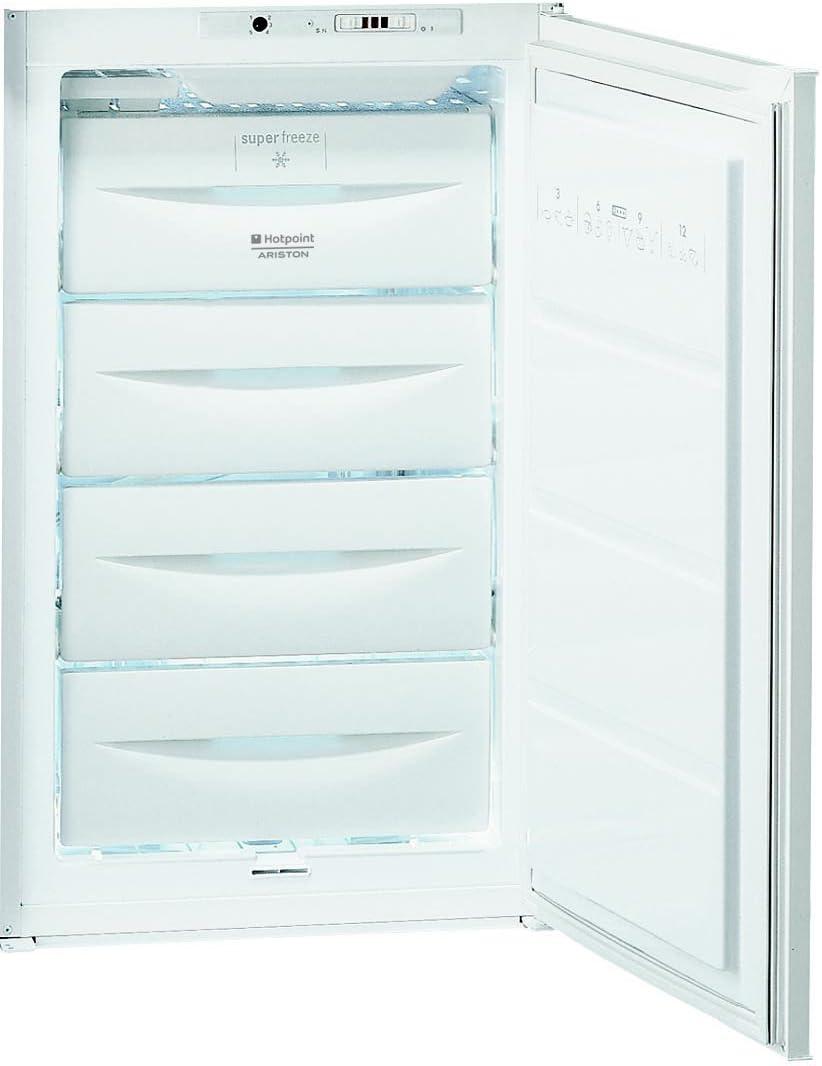 Hotpoint BF 1422 Integrado Vertical 84L A+ Blanco - Congelador ...