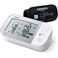 Omron Tensiómetro X7 Smart, monitor para la presión arterial con detector de AFib y…