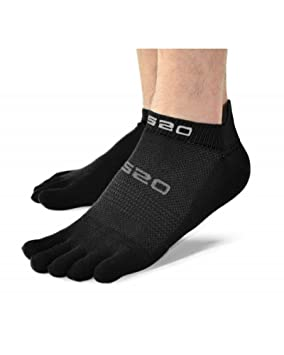 OS2O Calcetines Lightweight socks pack x3 negro L: Amazon.es: Deportes y aire libre
