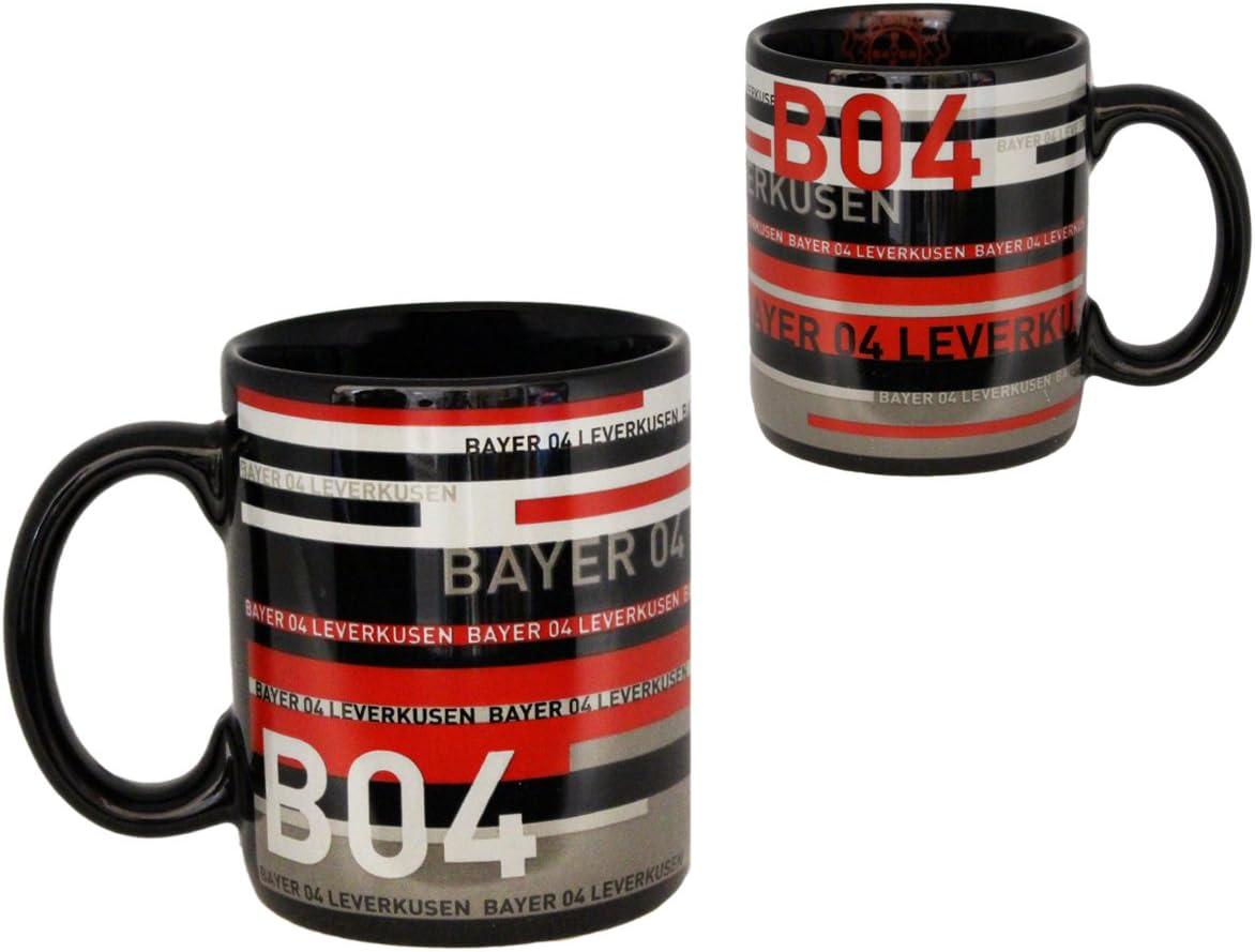 "Bayer 04 Leverkusen Jumbobecher /""Retro/"" Fanartikel Tasse Becher"