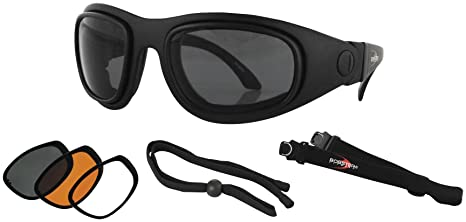 70978fd260 Image Unavailable. Image not available for. Color  Bobster Sport   Street 2  Convertible Goggles ...