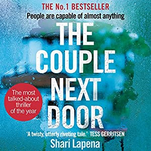 The Couple Next Door Audiobook